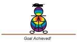 Goal Achieved!