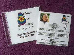 OTB deep breathing CD