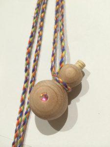 wooden diffuser tassie pine rainbow
